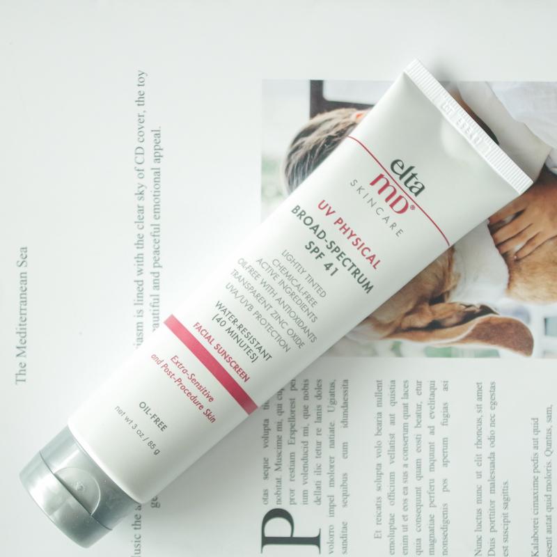 温和物理防晒,给肌肤多方位保护!6