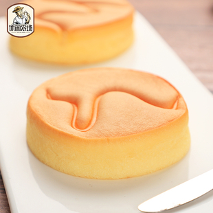 [leisure farm] net red breakfast Chiffon Cake 550G