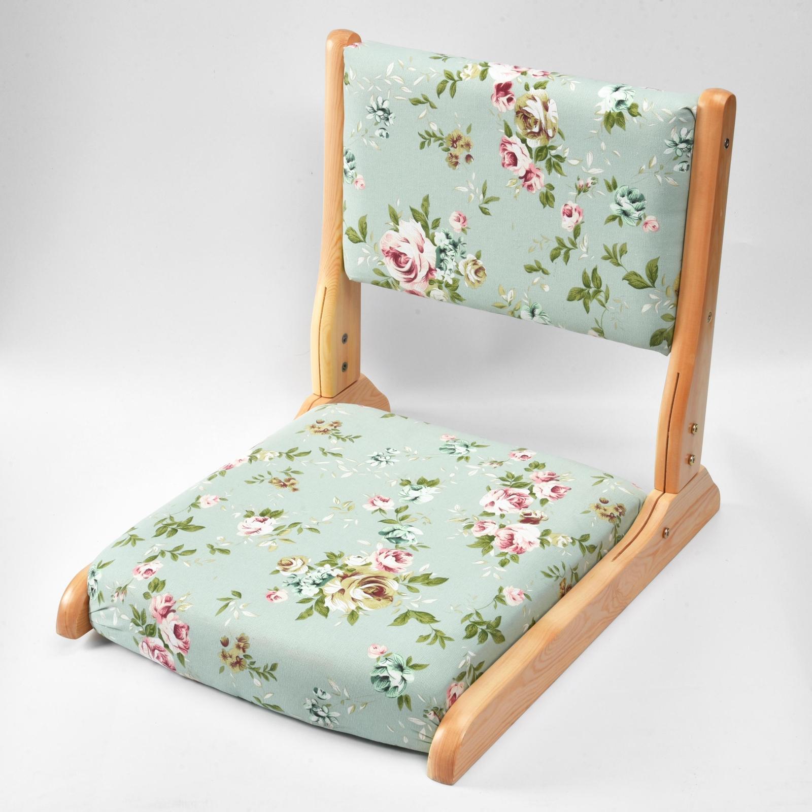 Татами дерево японский мебель спокойный комната стул нет нога стул спинка этаж стул складной стул зеленый эркер