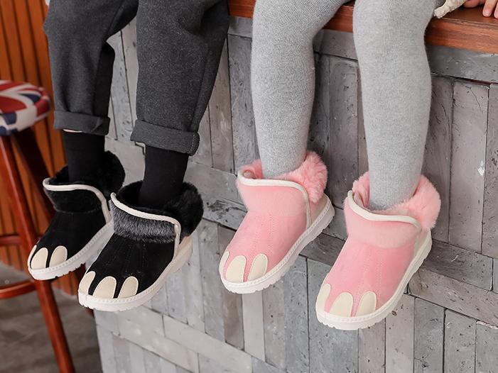 冬天这样给宝宝选鞋,让娃健康过一整冬