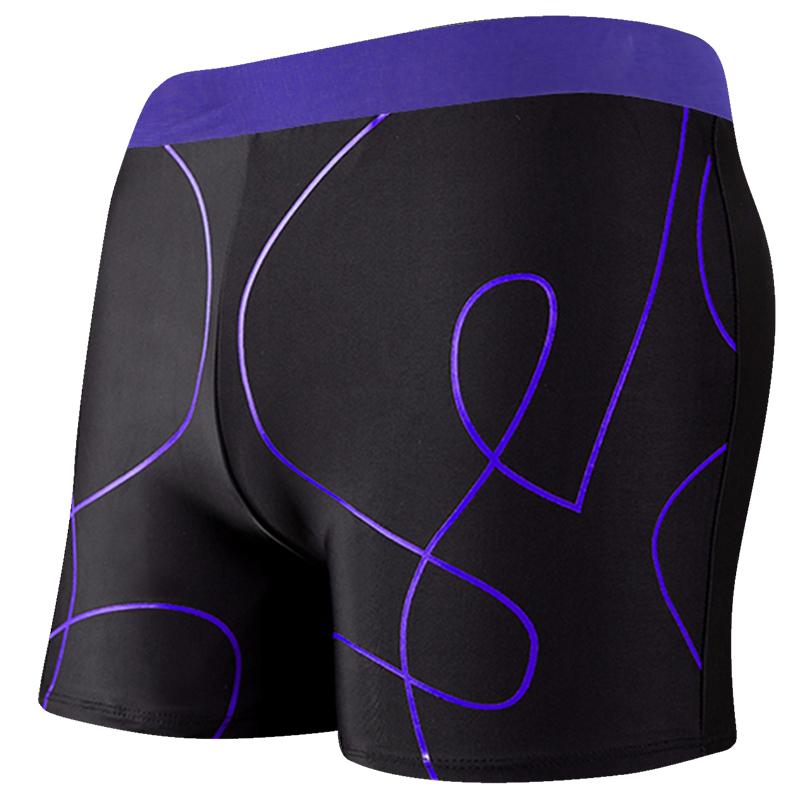 Đồ bơi nam Boxer Đồ bơi thể thao cho nam Quần short đi biển Quần xu hướng thời trang Quần áo thoải mái Làm khô nhanh Đồ bơi Spa Bán nóng