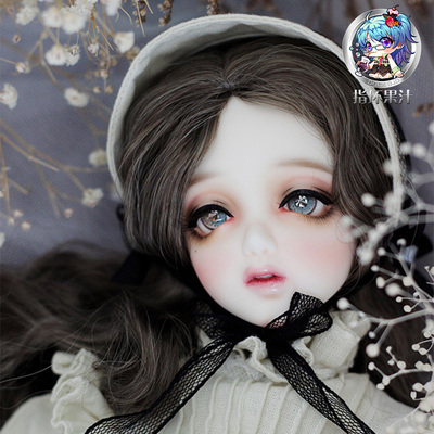 taobao agent FOVEO Gella Head Four Points Single Head Join Group BJD/SD Ring Juice