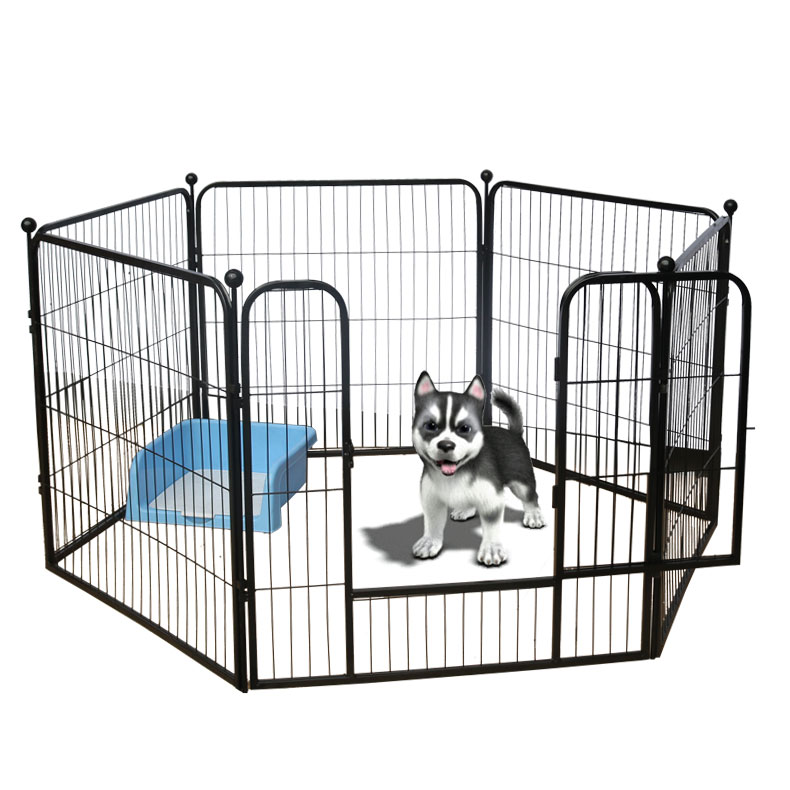Dog fence Teddy small medium dog Golden Retriever large dog dog cage ...