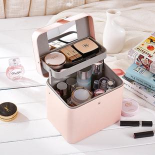 化妝箱大容量ins風超火收納盒