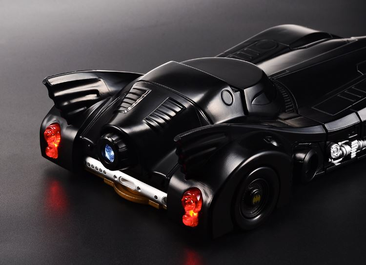 Bandai Crazy Case Batman Batmobile Tumbler LED Bat-Signal Premium Hybrid Plastic Armor Case Cover
