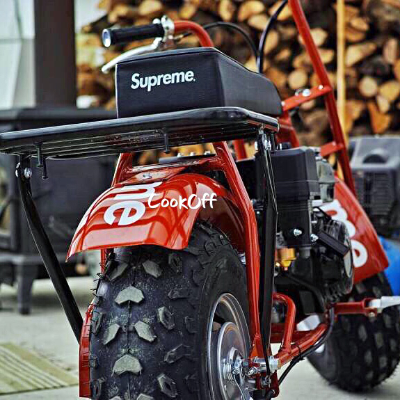 reputable site 8fc74 57c58 supreme coleman mini bike