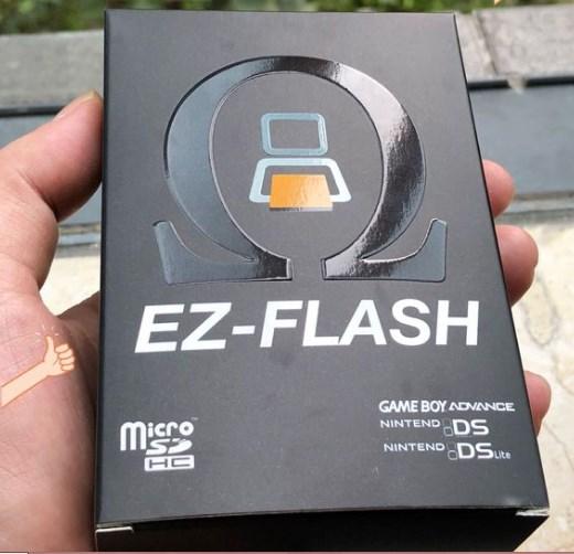 新版EZOmegaEZ4GBA烧录卡GBASP烧录卡GBM烧录卡NSD烧录卡游戏