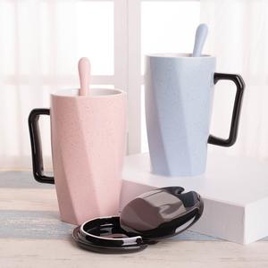 送男女生闺蜜妈妈生日礼物茶杯子