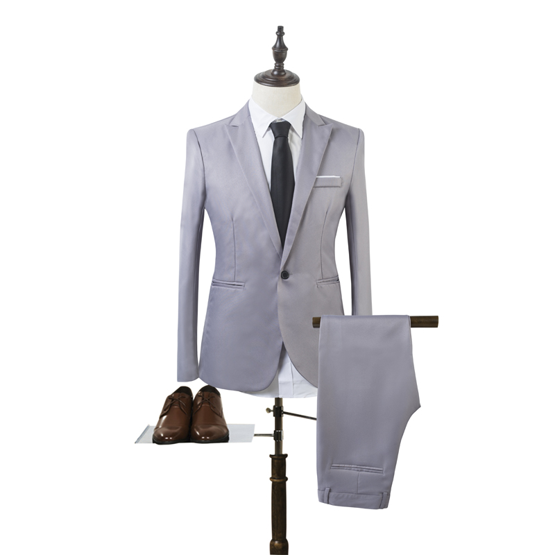 Fashion Casual Business Suit K...