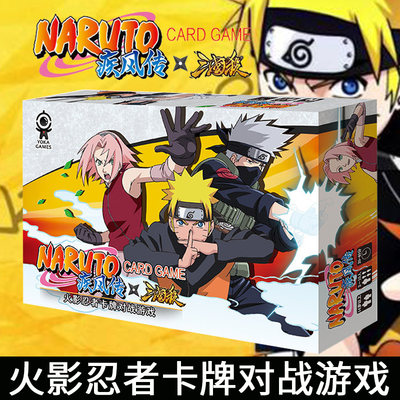 Board Game Naruto Three Kingdoms Killing Card Board Game Casual Board Game Party Casual Anime Naruto Killing Ninja