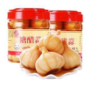 【姜老大】自制农家糖醋蒜1760g