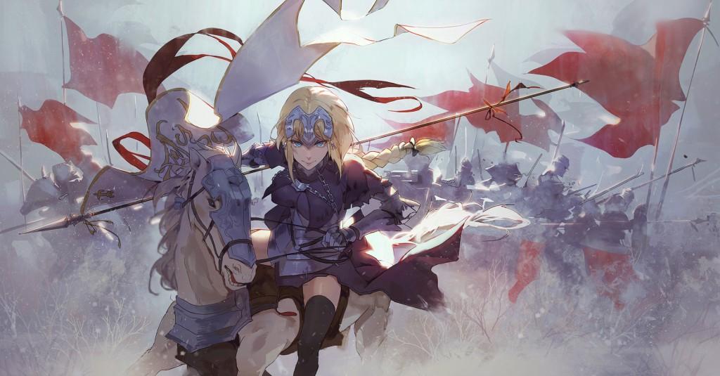 Fate/Apocrypha壁纸 漫画 热图18