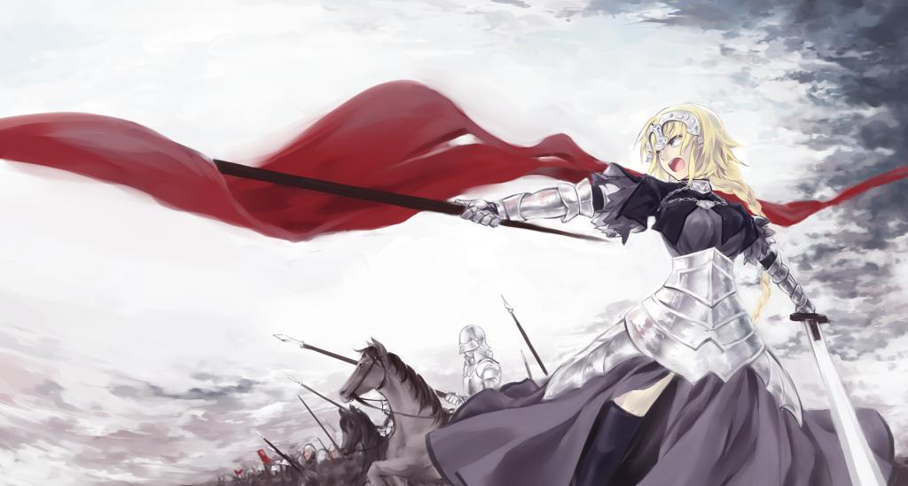 Fate/Apocrypha壁纸 漫画 热图4