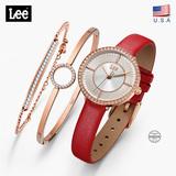 Lee 星空水晶手表 +手镯2个   立减+券后199元包邮 (900元大额劵)