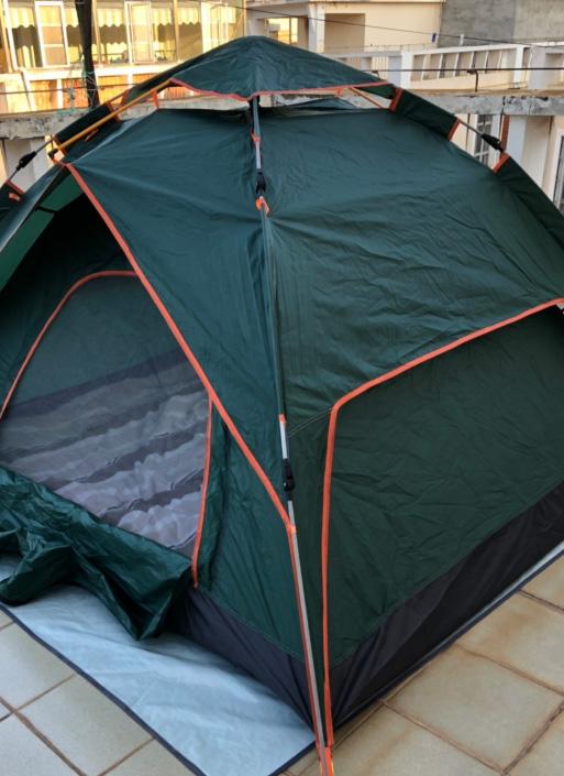 探险者全自动帐篷,野营露营好搭档1