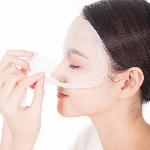 燕肌面膜胶原蛋白多效修护美白面膜-淘宝优惠券