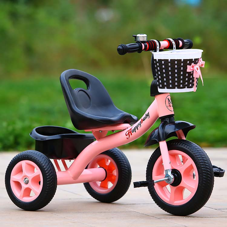 629c7b8fcb3 Misette baby children tricycle bicycle 1-3-5-2-6 years old large hand ...