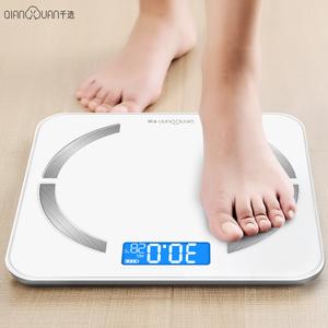 千选智能减肥测脂肪体脂称