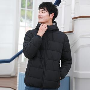 【618预售】真维斯加厚保暖科技棉学生棉服外套