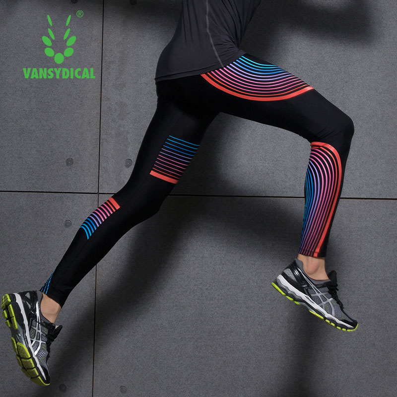 74e2598a27bcb4 Fitness sports tights men's autumn stretch basketball leggings breathable  and quick-drying running training compression trousers