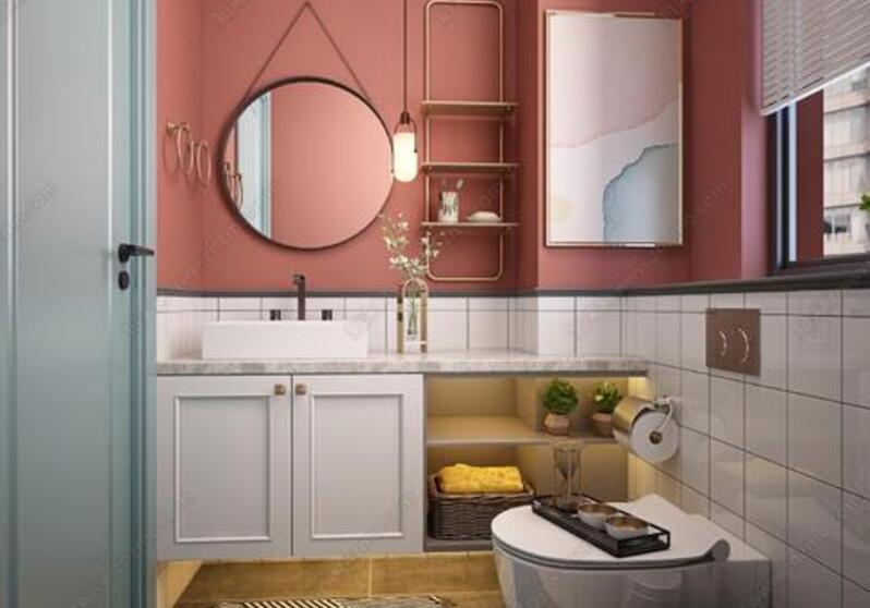 家里卫浴空间小?扩容收纳小技巧了解下!