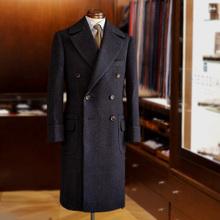 Шерстяное пальто фото
