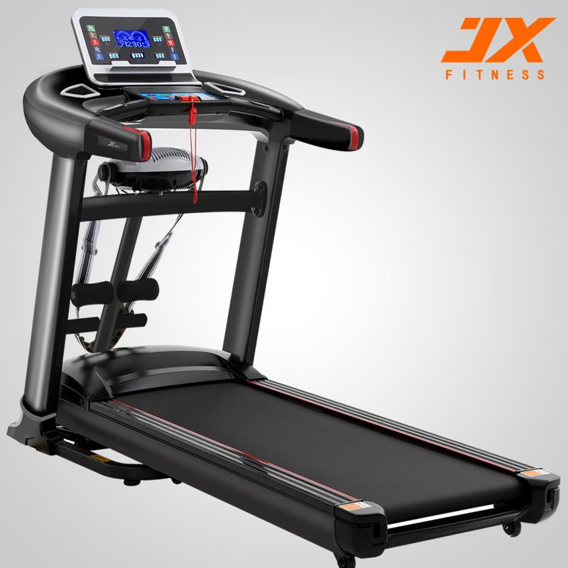 家用多功能款電動跑步機超靜音可折疊減震 減肥小型健身器材