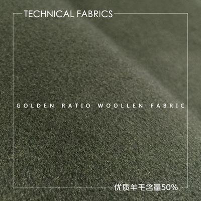 Len áo nam dài phần mùa đông dày Hàn Quốc phiên bản của vai lỏng lẻo hai mặt len áo len Hàn Quốc áo gió Áo len