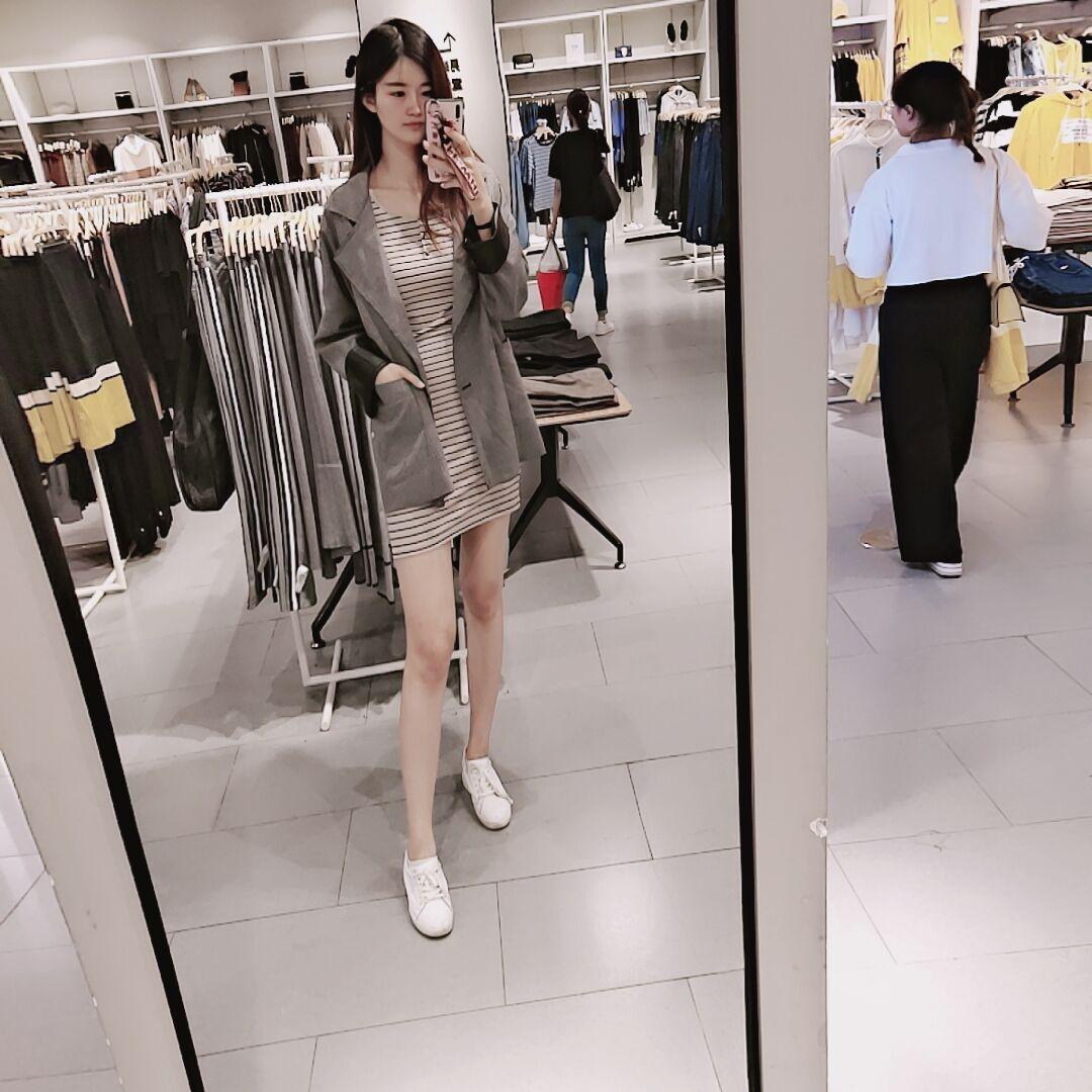 西装外套,舒适简洁百搭最Chill时尚