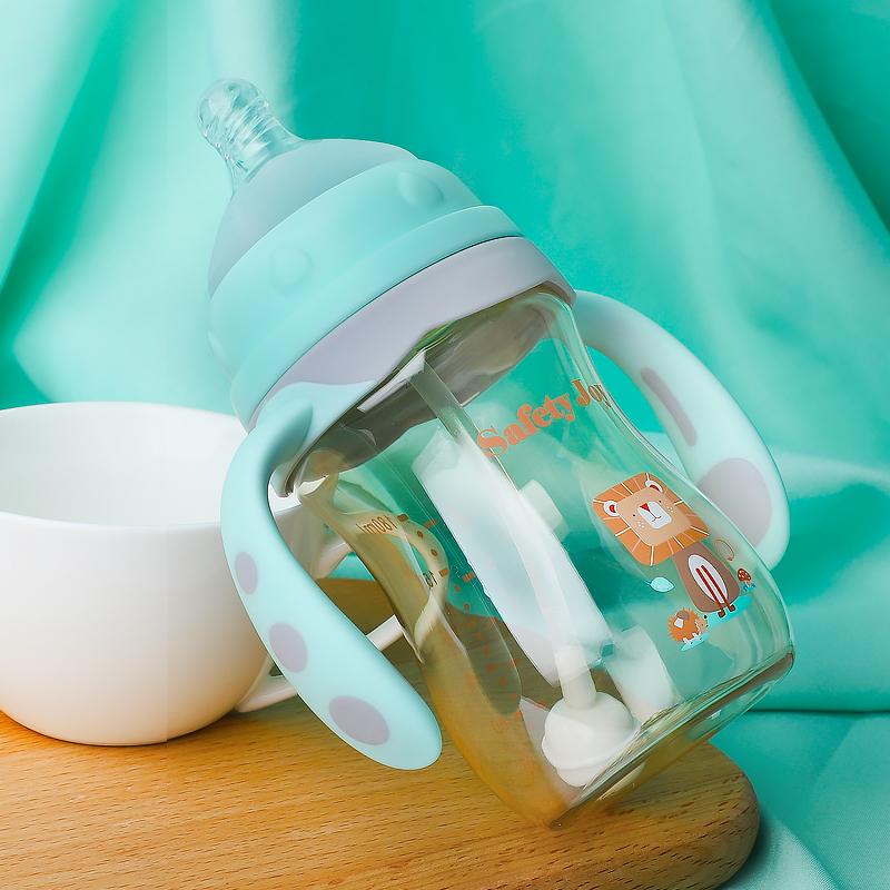 【1瓶3用】ppsu宝宝奶瓶耐摔防胀气