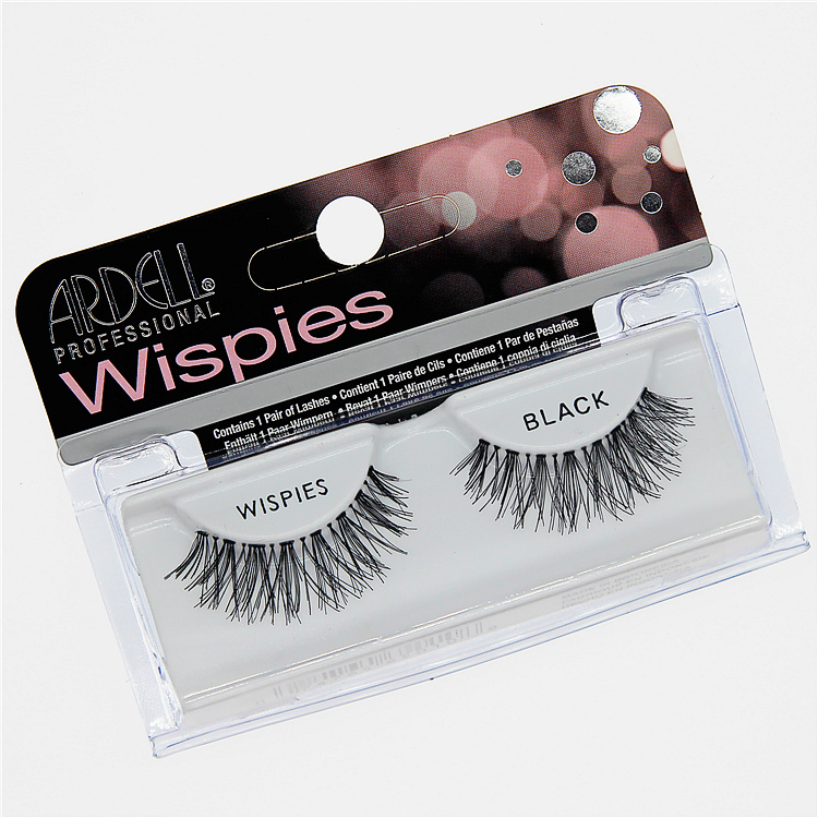 Usd 807 Ardell False Eyelashes Wispies Transparent Terrier
