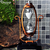 Retro Decorative Hourglass