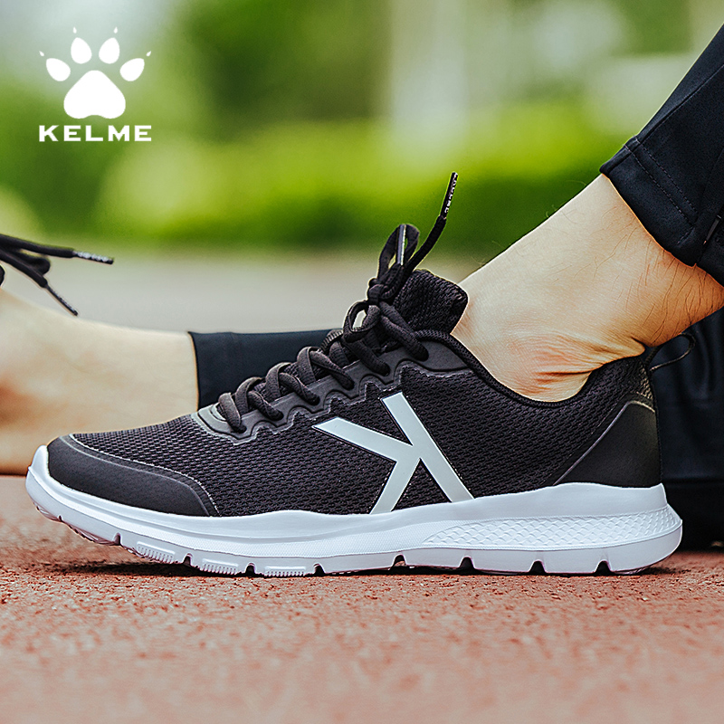 5bf73a573 KELME Karl us men s sports shoes breathable mesh shoes shock absorber running  shoes sports shoes autumn new