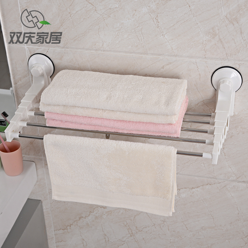 Color Classification, Retractable Towel Hanging (gift 2 Clips)