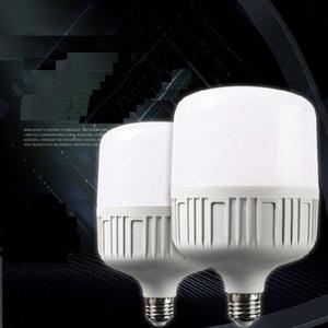 巨祥led节能灯泡照明家用电超亮螺旋E27大螺口白光防水大功率球泡
