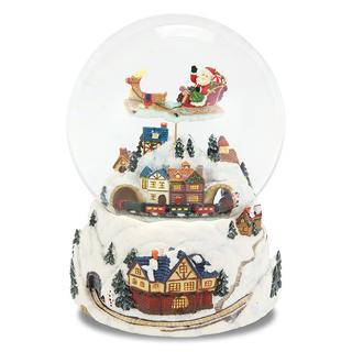 JARLL музыкальная шкатулка шанхай, пекин, тяньцзинь музыкальная шкатулка хрустальный шар женщина сырье подруга девушка ребенок день рождения рождество подарок снег, цена 7662 руб