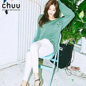 chuu-5kg牛仔裤2017秋季新上韩版女显瘦小脚裤铅笔裤牛仔裤vol.36
