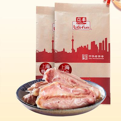 【立丰】即食原味鸭翅200g*2袋