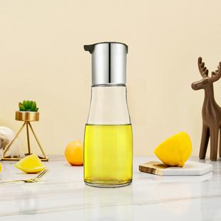 上物厨房用品调味酱醋瓶玻璃油壶