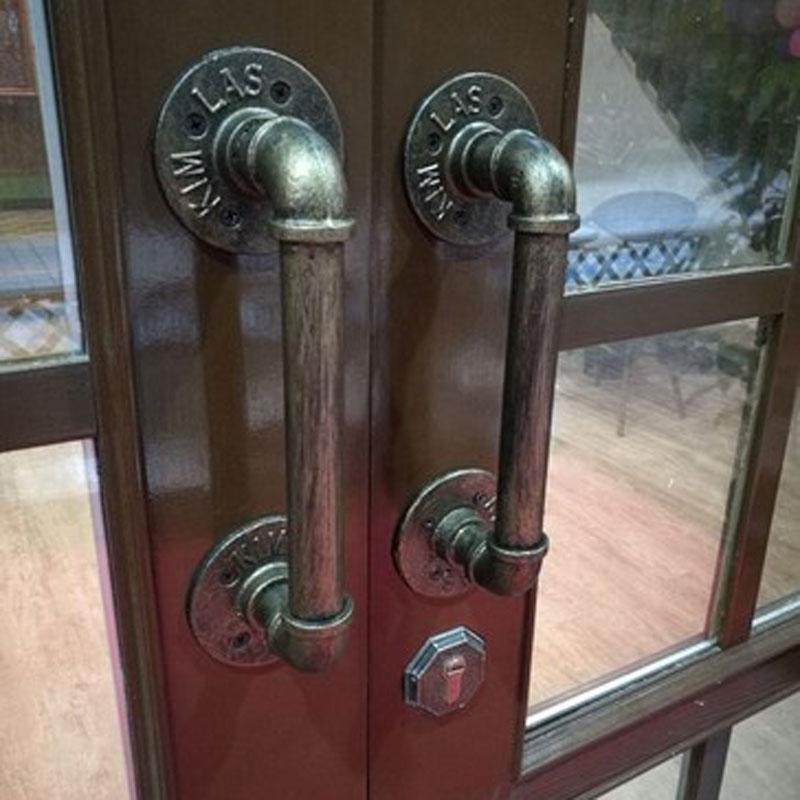 Usd 7 81 American Retro Do Old Barn Door Sliding Door Handle