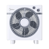 Midea Electric Fan Fortune Fan Desktop Bed Turning Page Fan Desktop Fan Dormitory Student Household Machine Small Fan
