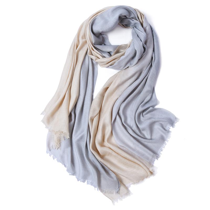 凯米尔酷新款天丝绒丝巾