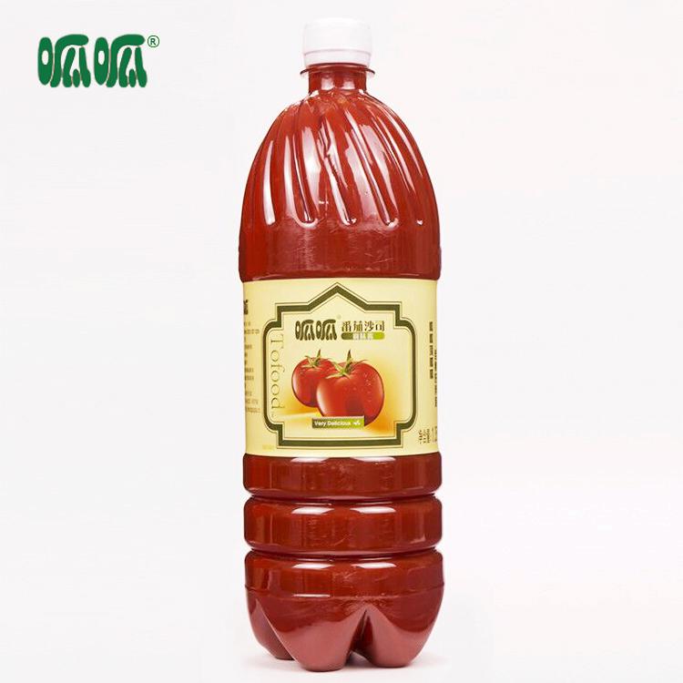 呱呱牌【1.35公斤】番茄沙司