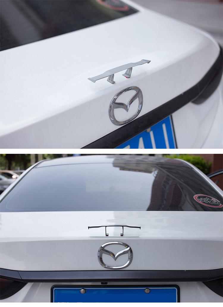 Ốp đuôi gió cánh chim xe Mazda 6 - ảnh 16