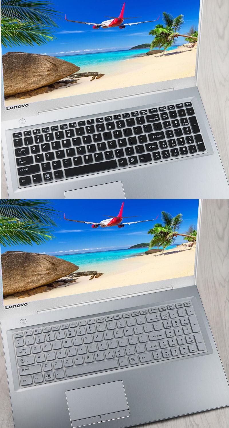 聯想G50-80 i5-5200鍵盤膜 G5080筆記本電腦鍵盤專用保護膜防塵墊