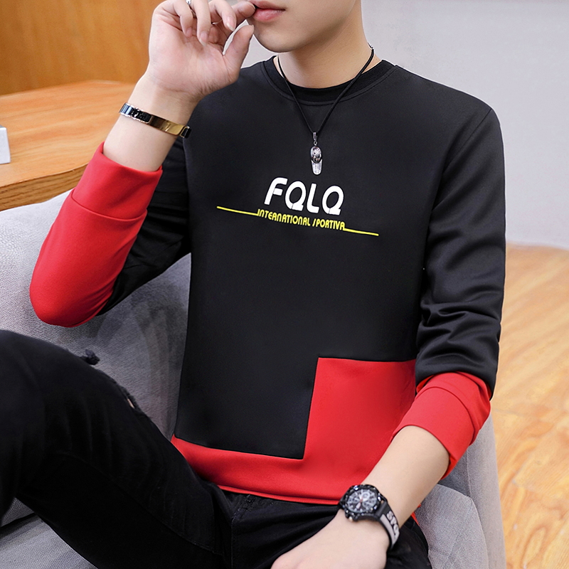 Fq Long Sleeve: Red