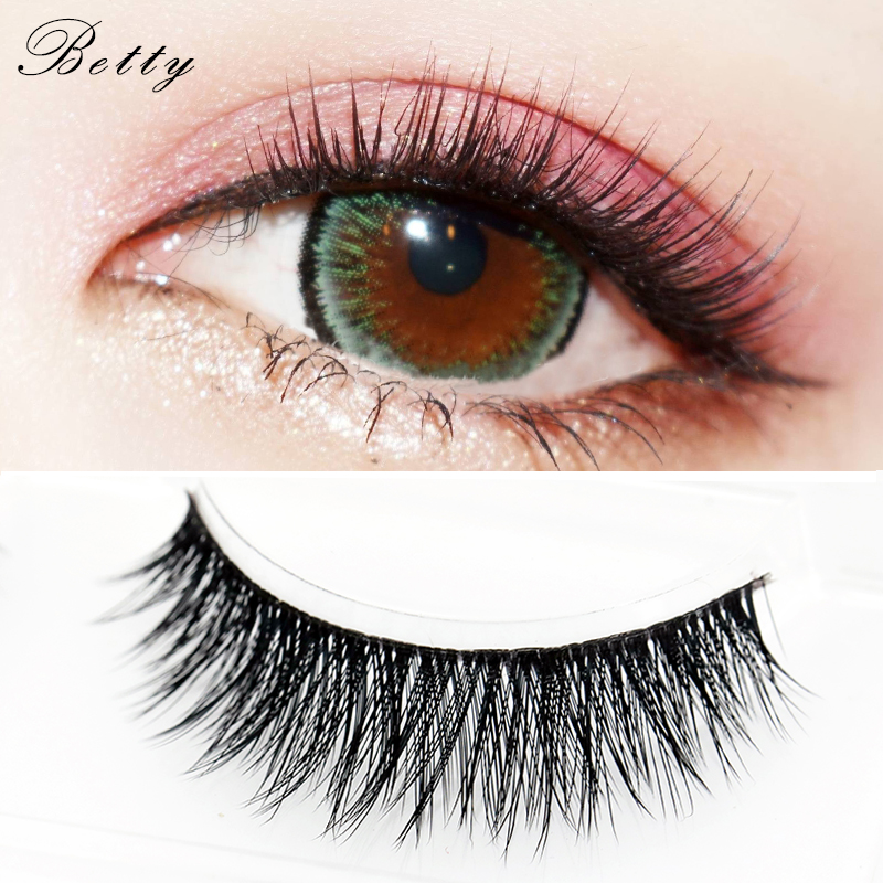 Usd 1299 False Eyelashes Thick 3d Multi Layer Stage Makeup Europe