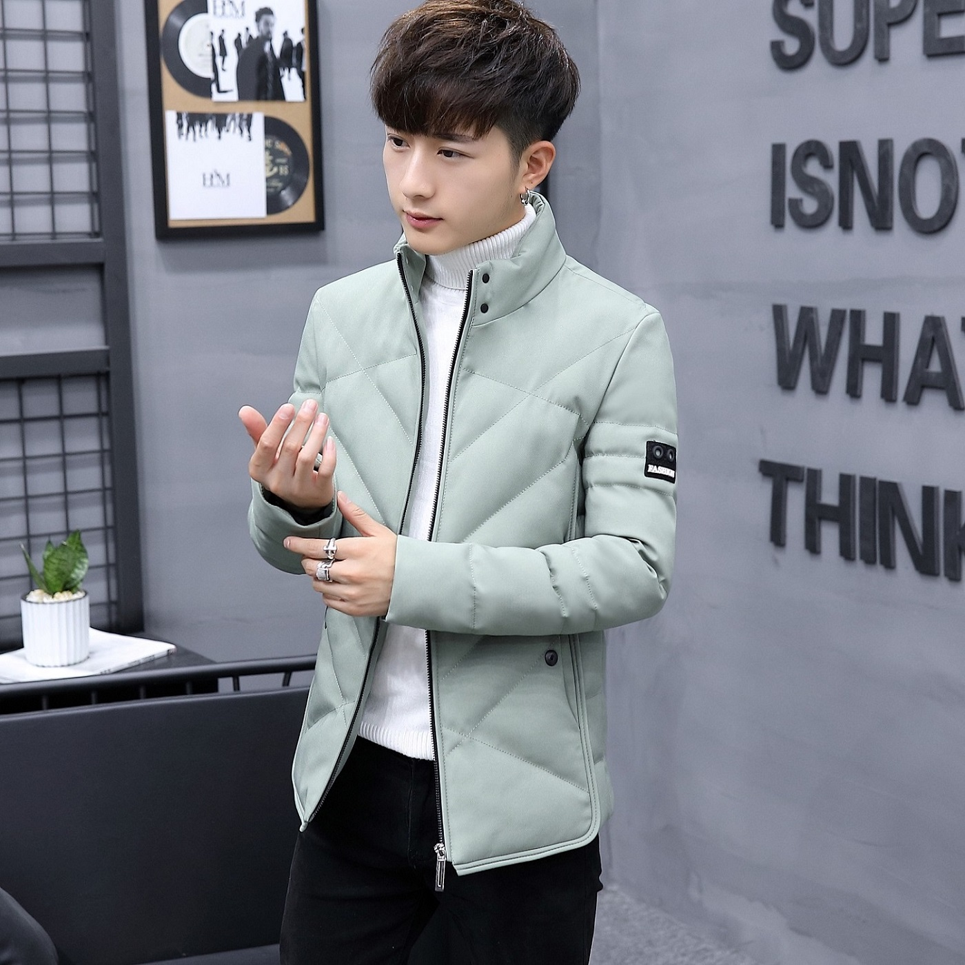 korean male hair styles usd 81 09 winter s coat cotton coat korean 4391 | TB2ZsC9a0fJ8KJjy0FeXXXKEXXa !!2989701435