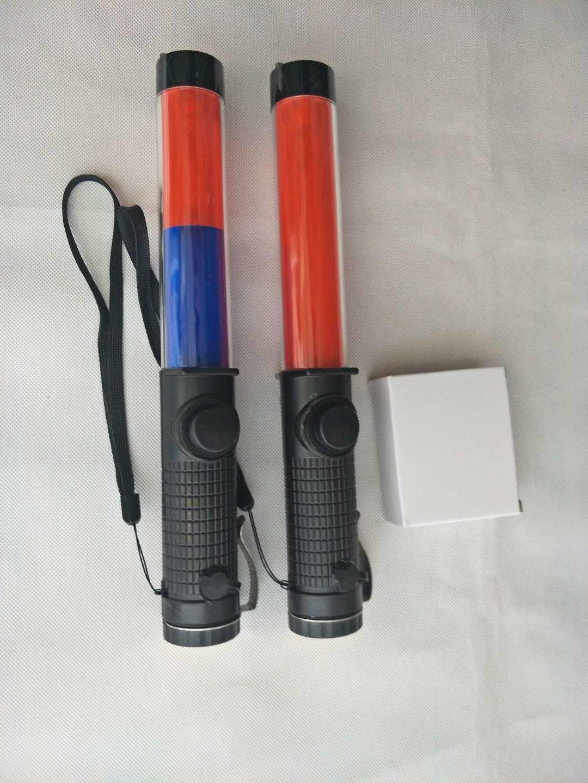 Сигнальная светящаяся трубка Батарея свисток, жезл света палочки, чтобы эвакуировать спасательные безопасности предупреждение придерживайтесь ГИБДД Батон