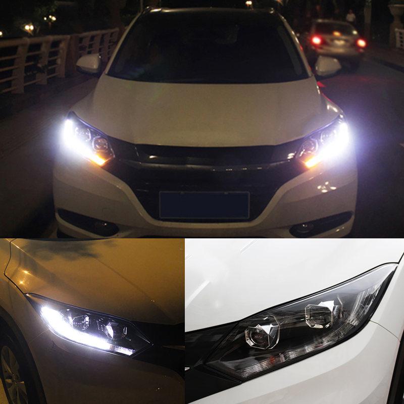 Xenon HID Halogen Headlight Bulbs 2016 2017 Honda Fit HR-V HRV